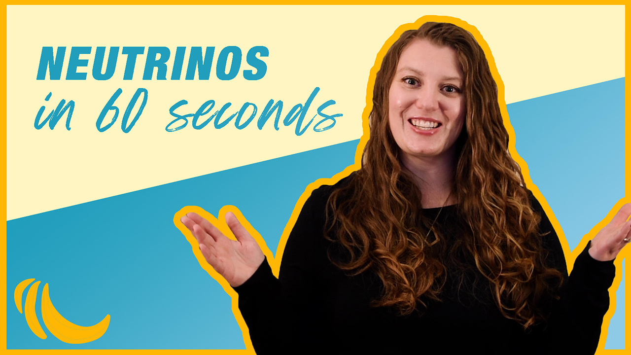 Neutrinos in 60 seconds