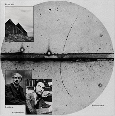 1932 Anderson Dirac