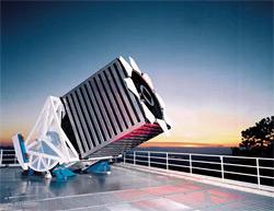 Sloan Digital Sky Survey - 2.5 meter monitoring telescope