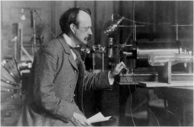 jj thomson experiment cathode ray