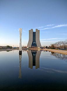 nature, landscape, buildings, Wilson Hall, water, pond, sculpture, Acqua Alle Funi, Hyperbolic Obelisk