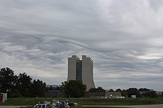 nature, sky, cloud, weather, Wilson Hall, building