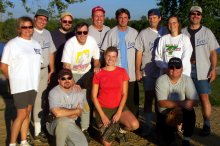 Fermilab Softball League Champions Final Force