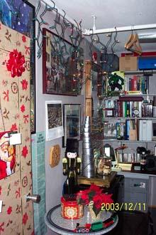 Alan Stone's office