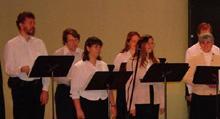 Fermi singers