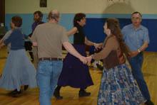 Fermilab Barn Dancers