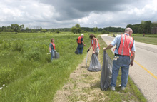 Third Thursday Lunchtime Cleanup