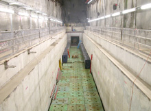 NuMI tunnel