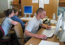 Notre Dame QuarkNet Students