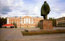 Snezhinsk City Square
