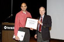2003 URA thesis award