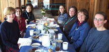 Women Scientists Luncheon