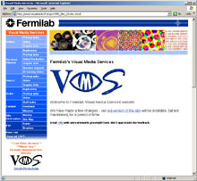 VMS New Web Site