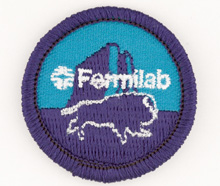 Fermilab Badge