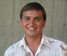 Student Sergei Tsaregorodtsev