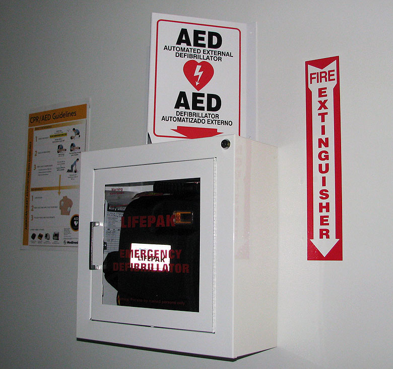 aed machine grants