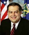 Energy Secretary Spencer Abraham
