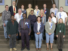 10-year Service Award Recipients