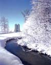 Winter at Fermilab